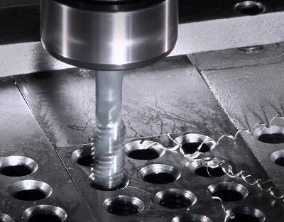 Сверловка металла на заводе 5 Витков